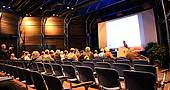 Viele Vortragsveranstaltungen des Vereins finden im Keplersaal im Planetarium Stuttgart statt.